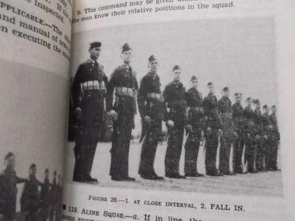 FM 22-5 daté 1941 (infantry drill)