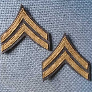 Chevrons de CORPORAL (winter chevrons)
