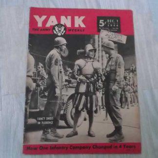 Magazine YANK du 1er décembre 1944 (2 GI)