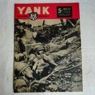 Magazine YANK du 24 novembre 1944 (marines)