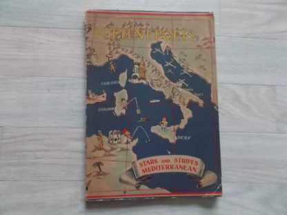 Recueuil de poésies écrites par des GI de 1945 (signé par un GI)
