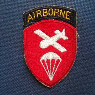 Insigne original AIRBORNE COMMAND (tab attaché)