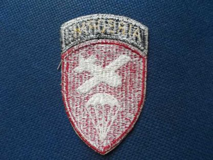 Insigne original AIRBORNE COMMAND (tab attaché)