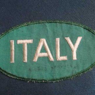 Insigne original ITALIAN PRISONER