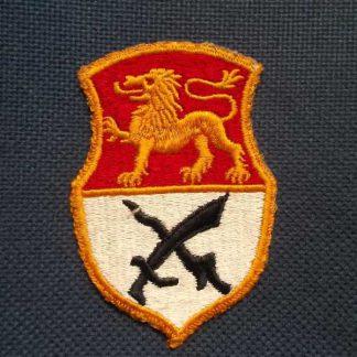 Insigne original 15° CAVALRY RECON SQUADRON (Bretagne 1944)