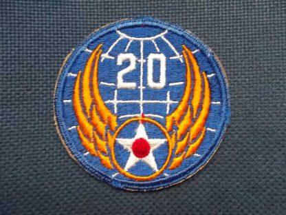 Insigne original 20° AIR FORCE