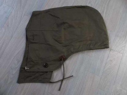 Capuche de veste M1943 datée 1945