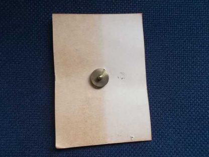 Insigne de col MEDIC sur carton de vente