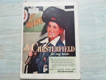 Magazine LIFE du 8 mars 1943 (général Somervell)