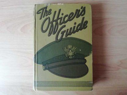 Manuel Officer's guide daté 1943