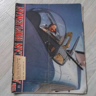 Magazine THE AMERICAN RIFLEMAN d'avril 1944
