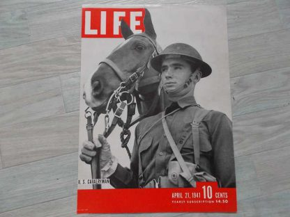 Couverture LIFE originale