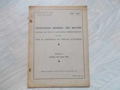 Manuel de confection des baches GMC