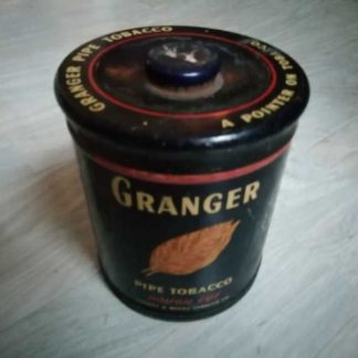 Boite vide à tabac de PX de marque GRANGER