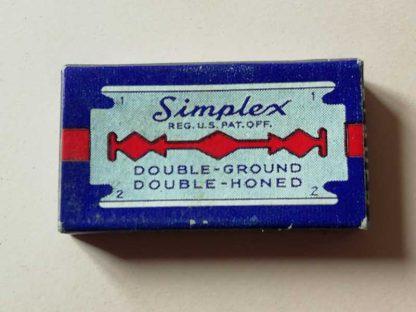 Paquet de lames de rasoir SIMPLEX