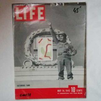 Magazine LIFE du 14 mai 1945