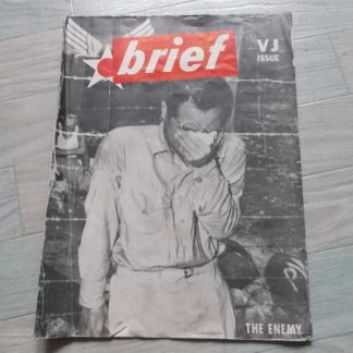 Magazine BRIEF AIR FORCE de aout 1945