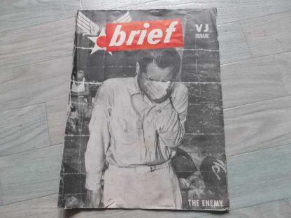 Magazine BRIEF AIR FORCE de aout 1945