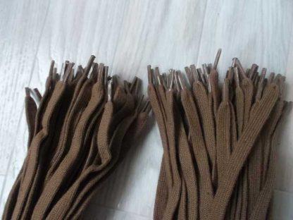 Paire de lacets pour brodequins ou rangers US