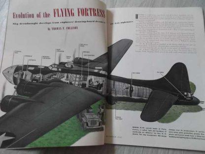 Magazine SKYWAYS de octobre 1943 (hydravion)