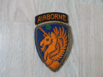 Insigne original 13° AIRBORNE DIVISION (tab attaché)