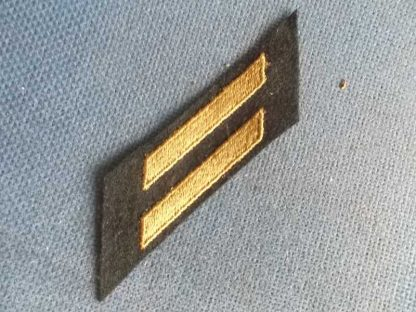 Service stripes (à la coupe)