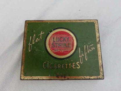 Boite de cigarettes LUCKY STRIKE