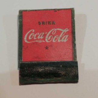 Pochette COCA COLA de 1936
