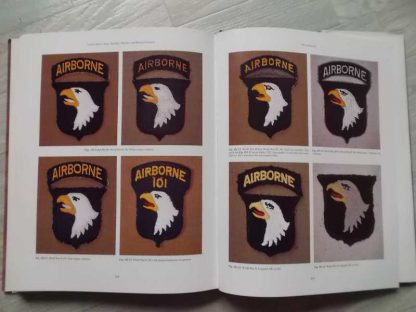 USA shoulder patches tome 2