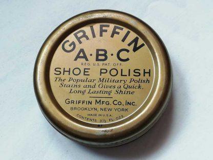 Boite de graisse US de marque GRIFFIN