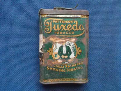 Boite vide de tabac TUXEDO
