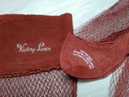 Paire de bas résille de la marque VICTORY LACE en boite