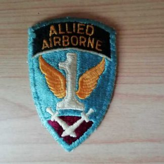 Insigne original ALLIED AIRBORNE