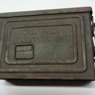 Boite à munitions pour mit. cal.30 1919A4