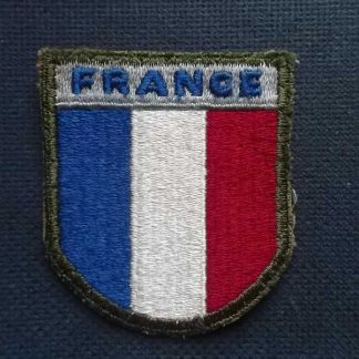 Insigne original FRENCH TROOPS