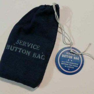 Service button bag de l'US NAVY