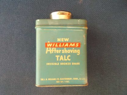 Talc après rasage WILLIAMS (9cm)