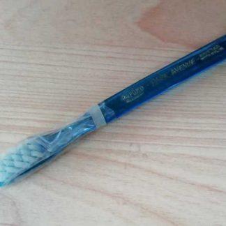 Brosse à dents PARC AVENUE bleue