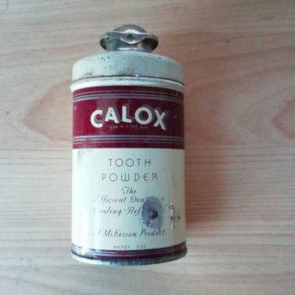 Poudre dentaire CALOX (10 cm)