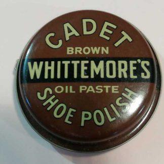 Boite de graisse US de marque WHITTEMORE'S