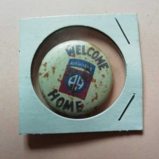 Pins US original 82° AIRBORNE