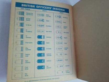 Pocket guide to GREAT BRITAIN daté 1944