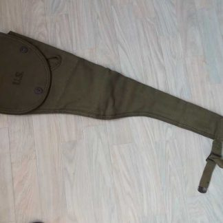 Housse de carabine USM1 A1 datée 1944