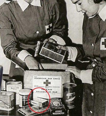 Paquet de 20 cigarettes MARVELS marché civil de 1945