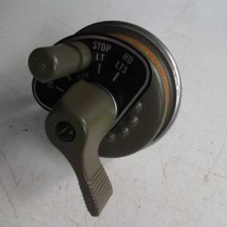 Interrupteur d'éclairage rotatif