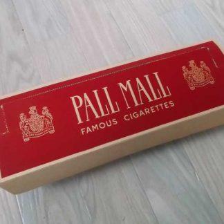 Cartouche PALL MALL originale vide