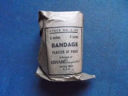 Paquet de bandage pour platre
