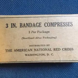 Bandage compresse RED CROSS (3 inches)