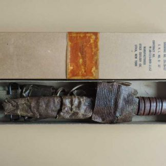 Baionnette M4 emballée d'origine