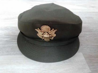Casquette officier WAC identifiée